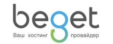Логотип beget